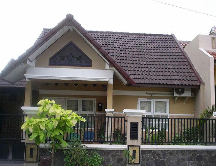 atap rumah pelana