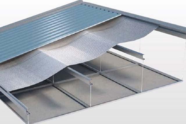 pelapis atap rumah