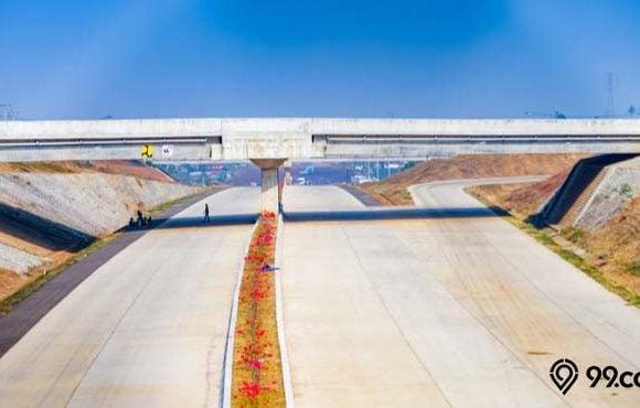 pembangunan jalan tol baru