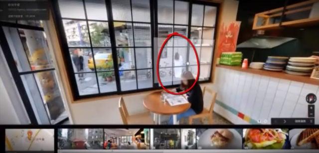 penampakan hantu google maps