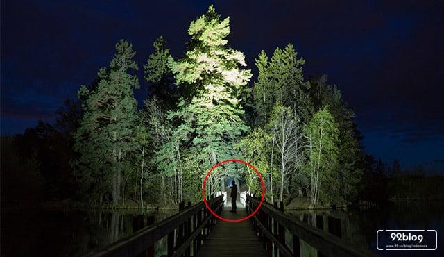 5 Penampakan Hantu Seram Yang Tertangkap Kamera Google Maps