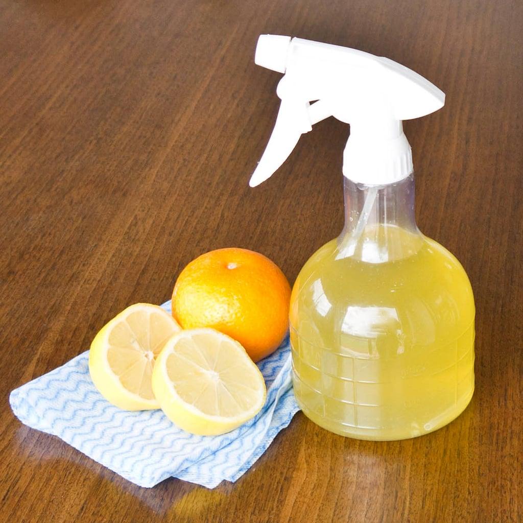 pengharum alami lemon