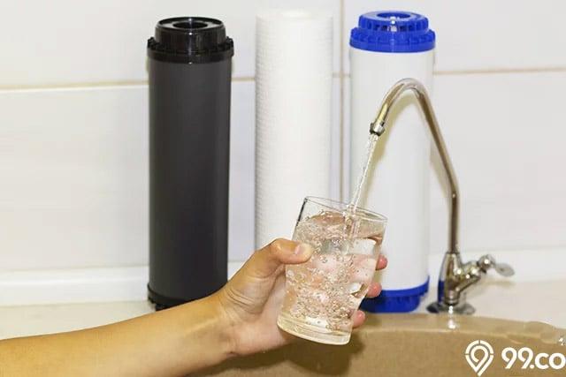 penjernihan air dengan teknologi