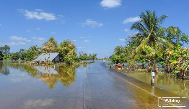 Tak Hanya Jakarta, 3 Kota Besar Ini Alami Penurunan Tanah & Terancam Tenggelam