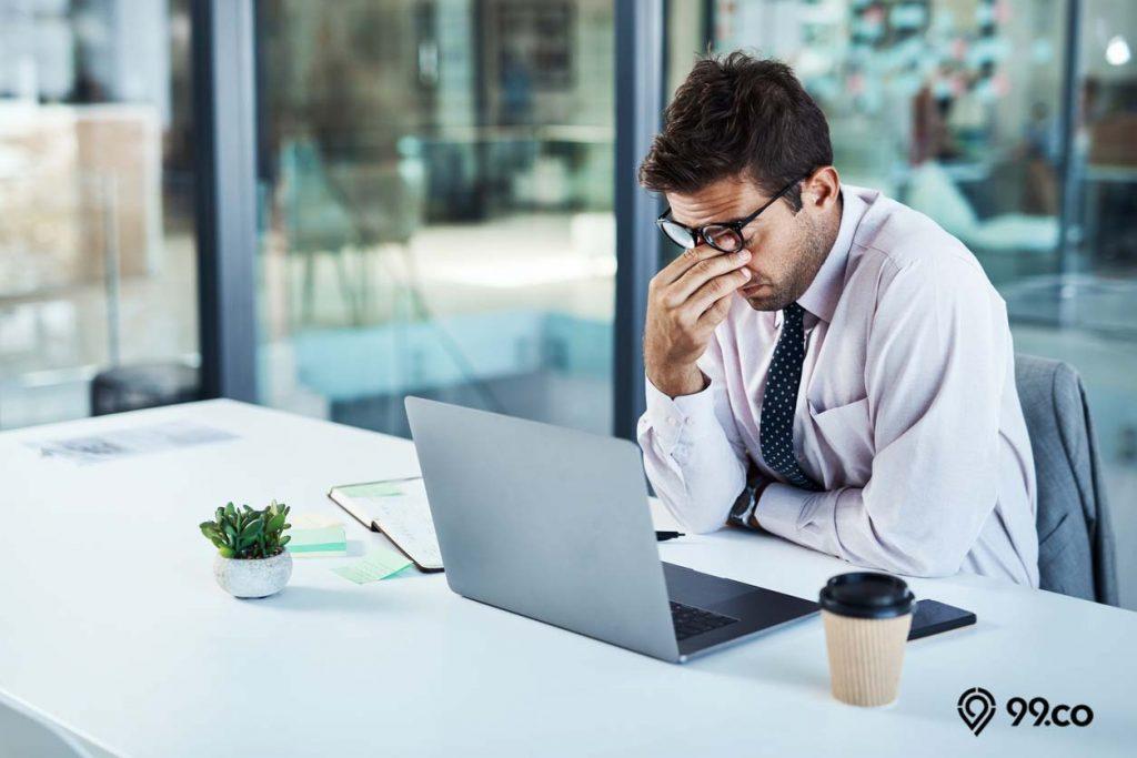 stres akibat pekerjaan
