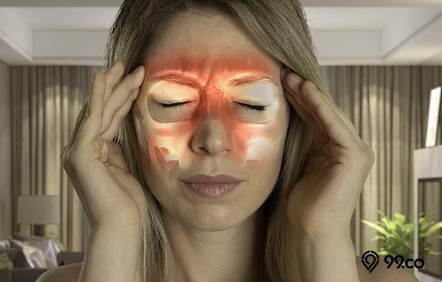 penyebab penyakit sinus