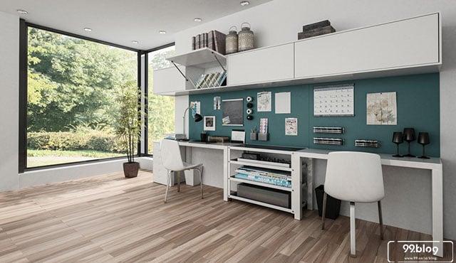 7 Perabot Kantor di Rumah. Bikin Kamu Jadi Makin Produktif!