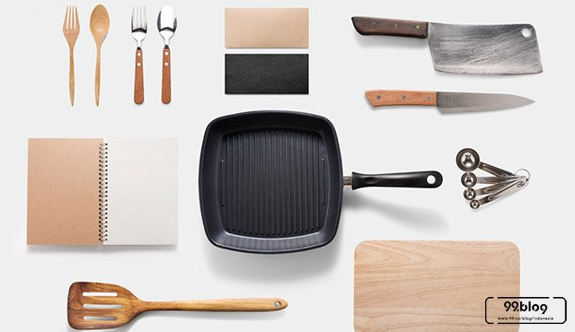 peralatan dapur paling tidak berguna