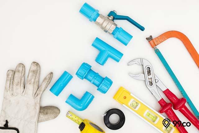 alat pemasangan pipa plastik