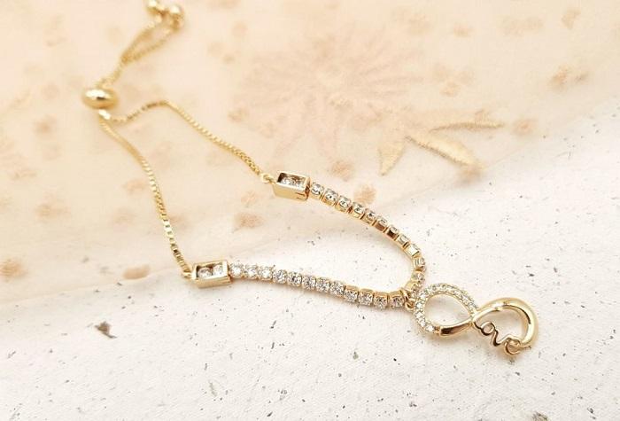 perhiasan xuping cocok untuk kulit sensitif