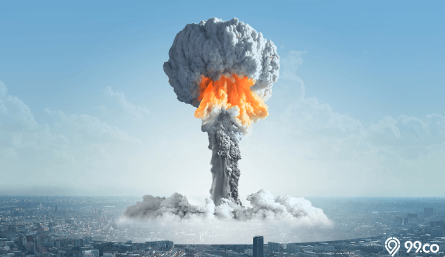peristiwa ledakan bom