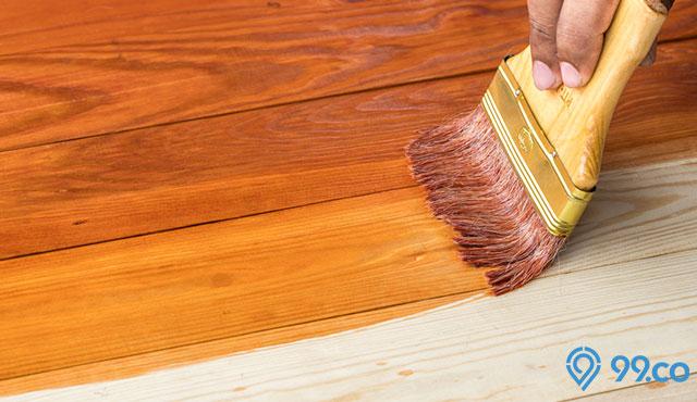 pernis kayu