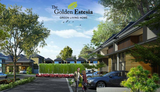 perumahan golden estesia