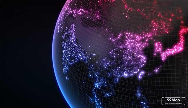 Canggih! Facebook Membuat Peta Kepadatan Penduduk Dunia dengan AI