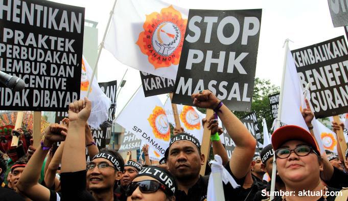 Dari Indosat Hingga Bukalapak, Banyak Perusahaan PHK Karyawan Massal, Kenapa?