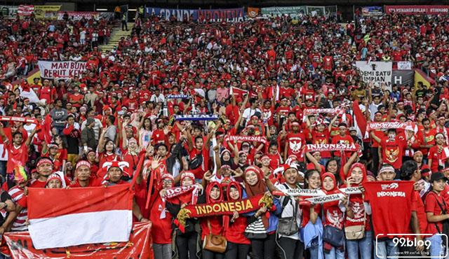 Timnas Indonesia Lolos Kualifikasi Piala Dunia 2022 Maju Putaran Tiga