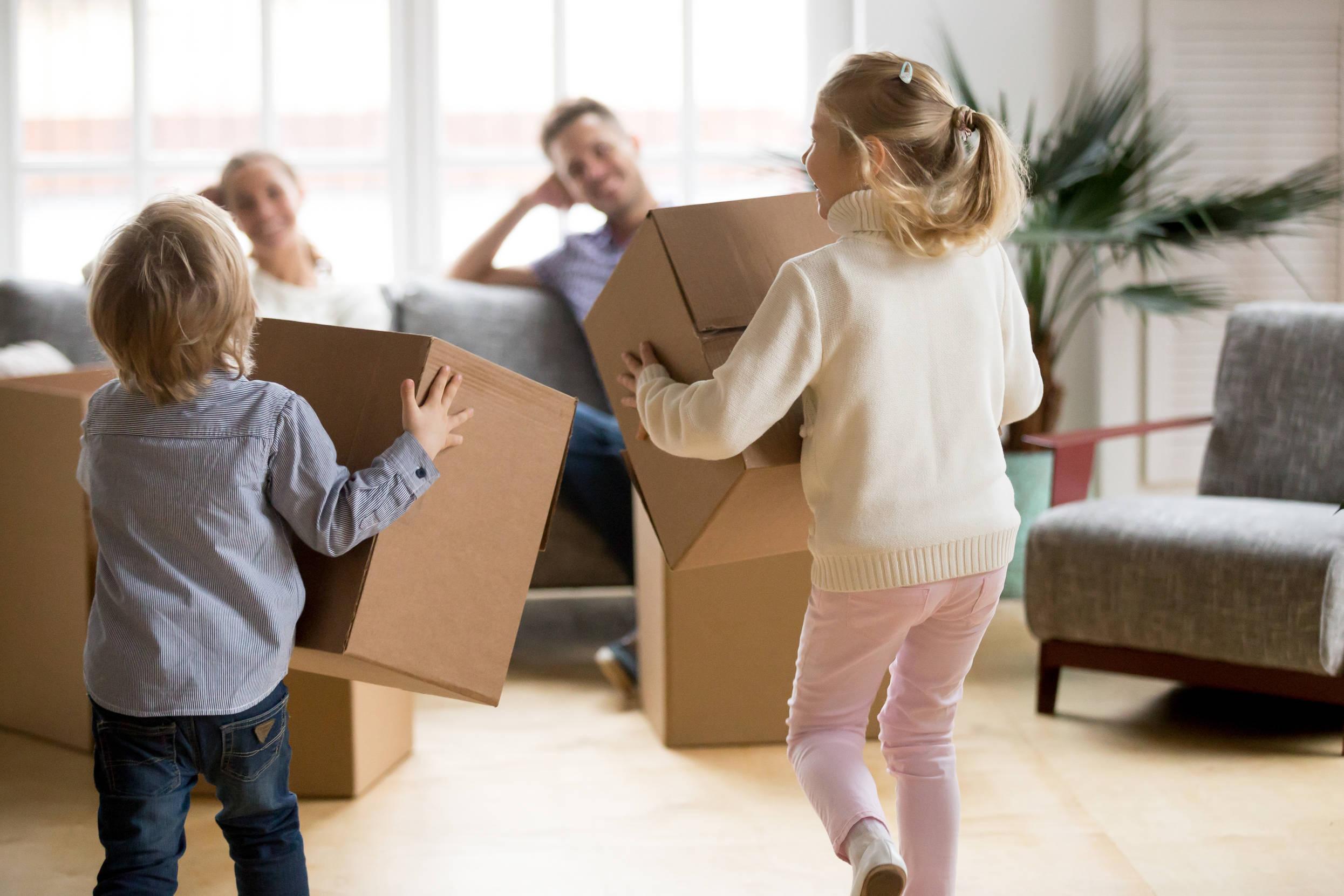 tips pindah rumah secara berkala