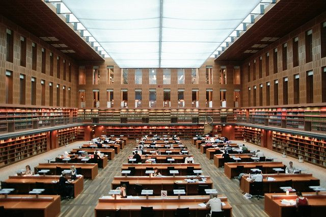 Perpustakaan Saxon State and University Library