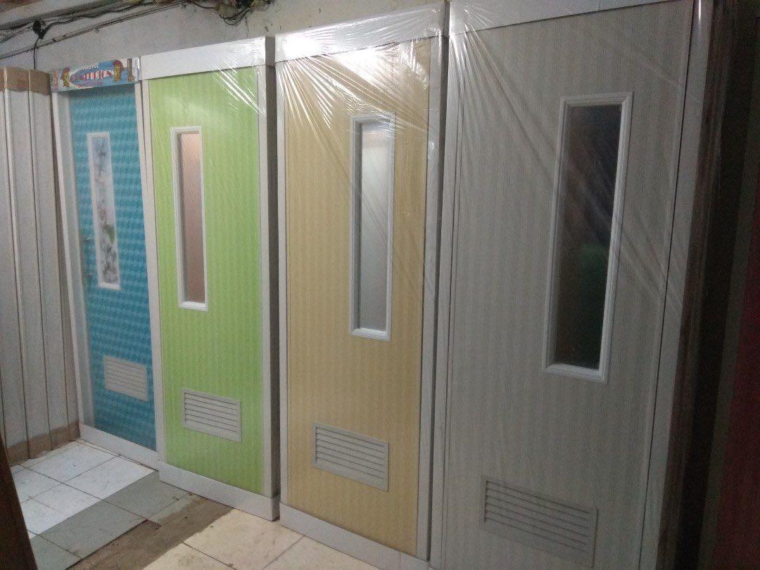 7 Kelebihan Kekurangan Pintu Kamar Mandi Pvc Dilengkapi Harga Pintu kamar mandi plastik