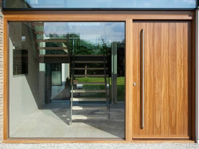 18 Gambar Pintu Minimalis Yang Beragam Untuk Melengkapi Rumah