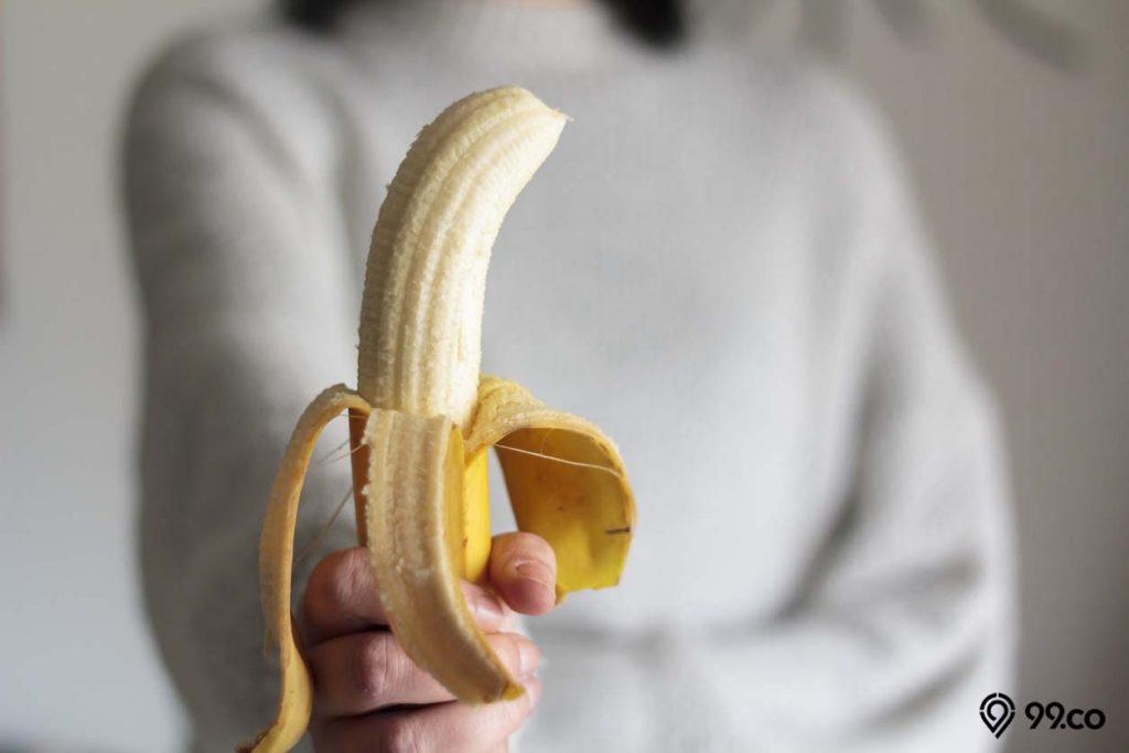 pisang untuk vitalitas pria