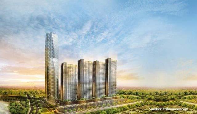 4 Menara Pollux Habibie Dibangun Hanya dalam 2 Tahun | Fasilitasnya Lengkap Banget!