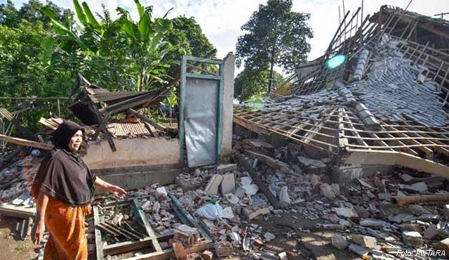 Ungkap Potensi Gempa Besar di Lombok, Profesor AS Minta Maaf