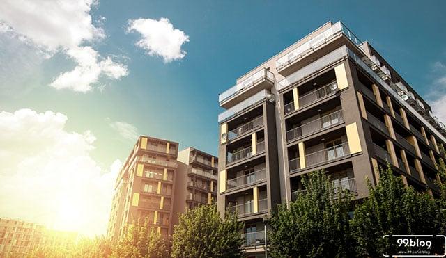 posisi lantai apartemen