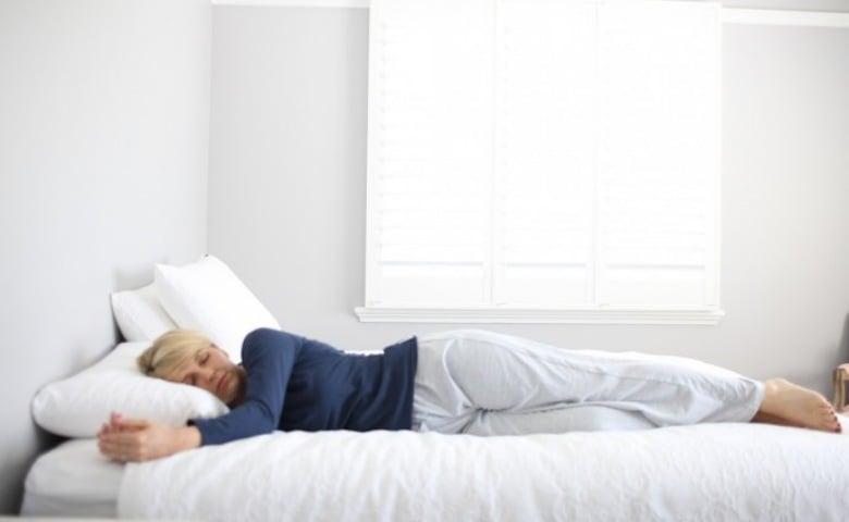 posisi tidur terbaik