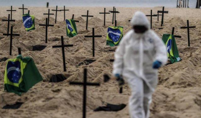 makam pandemi
