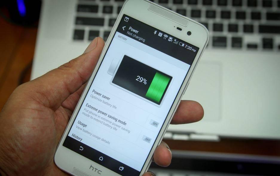 mode power saving untuk menghemat baterai