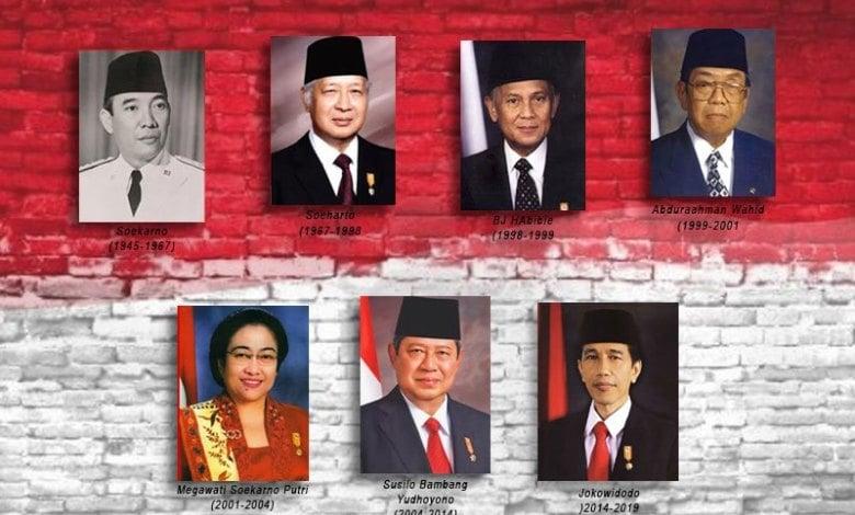 mimpi menjadi presiden Indonesia
