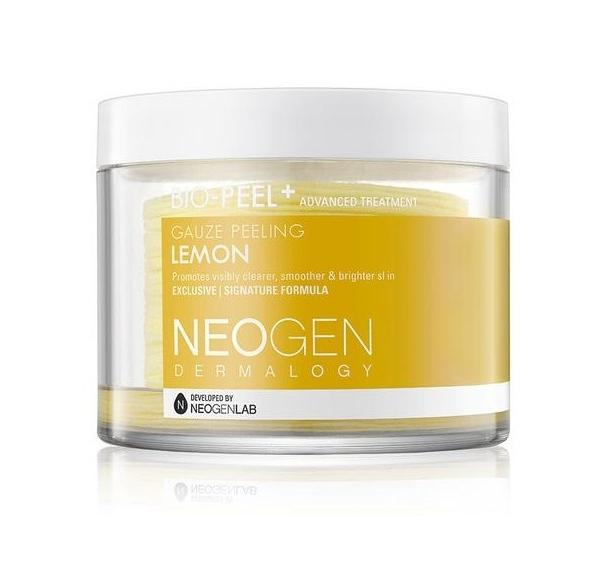 skincare wajah bruntusan Neogen Dermalogy Bio-Peel Lemon
