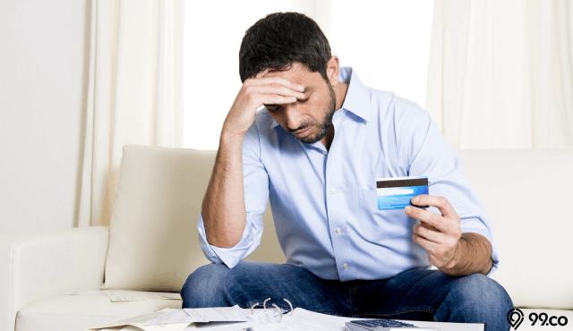pusing kredit macet