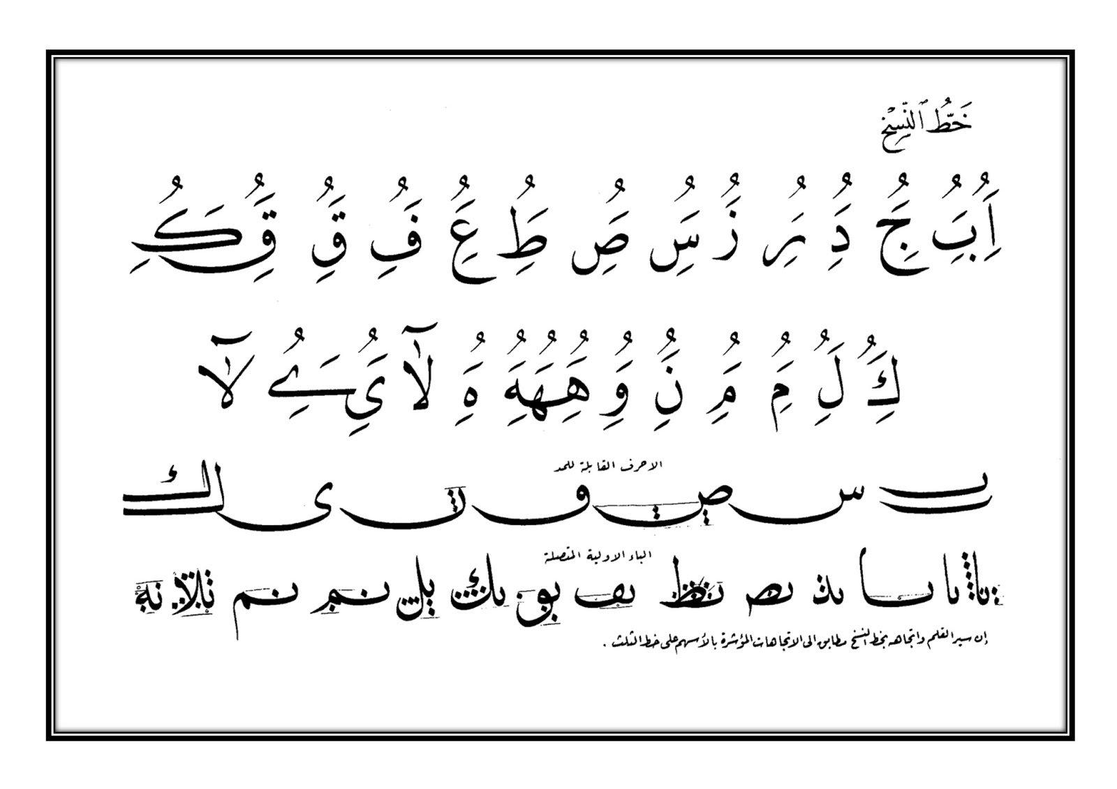 6 Jenis Hiasan Kaligrafi Arab Untuk Dekorasi Dinding Rumah Yang Cantik
