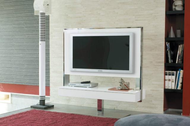 Rak Televisi Techno oleh Antonello Italia