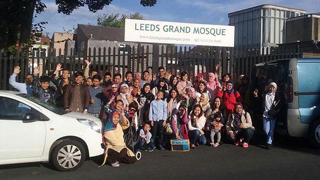 ramadan di luar negeri
