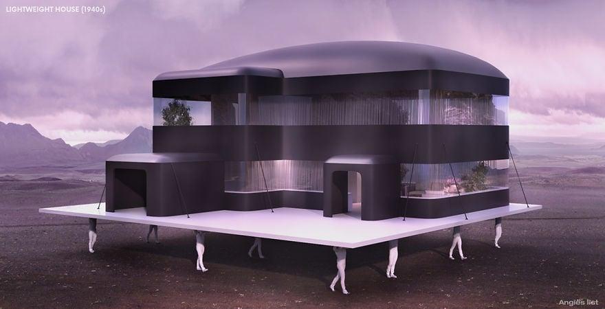 ramalan desain rumah