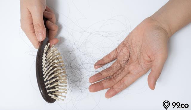 12 Penyebab Rambut Rontok Kenali Gejala Dan Cara Pencegahannya