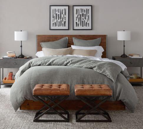 ranjang tempat tidur kayu