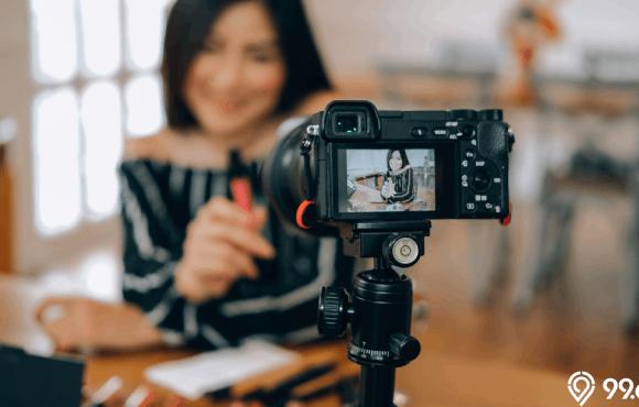 rekomendasi kamera vlog terbaik