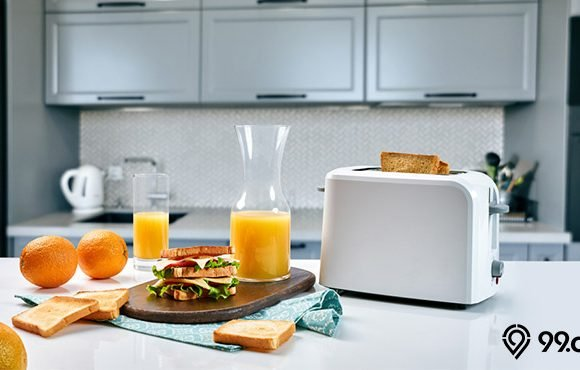rekomendasi toaster