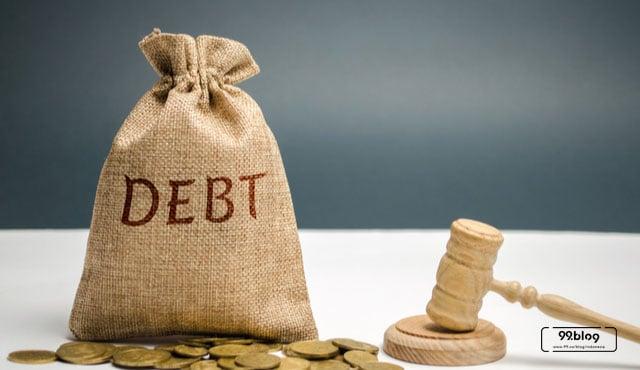 negara dengan hutang terbanyak header