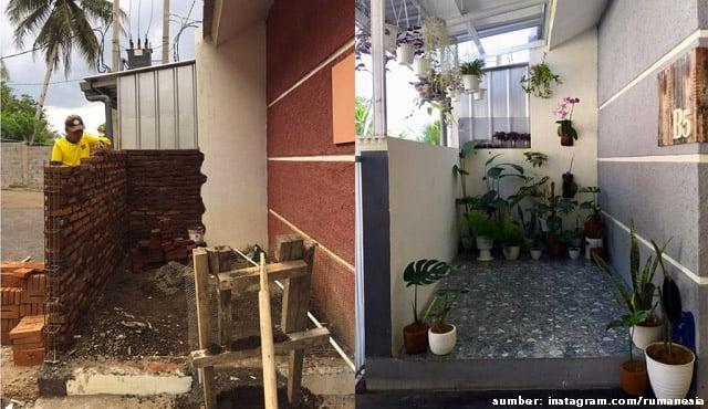 6 Ide Perubahan Desain Renovasi Rumah Subsidi Yang Bisa Dilakukan