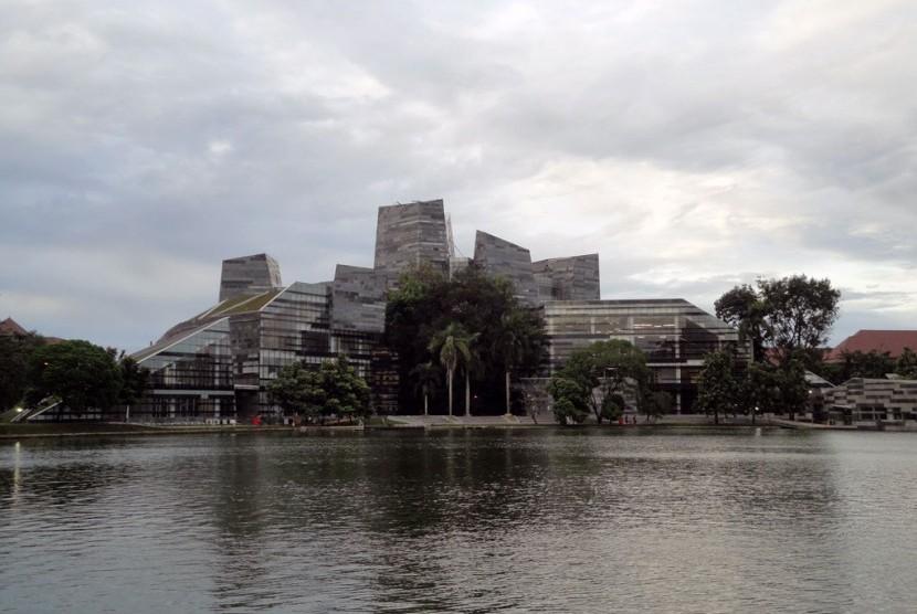 perpustakaan ui