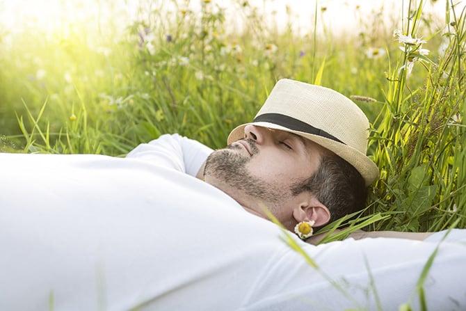 budaya tidur siang riposo italia
