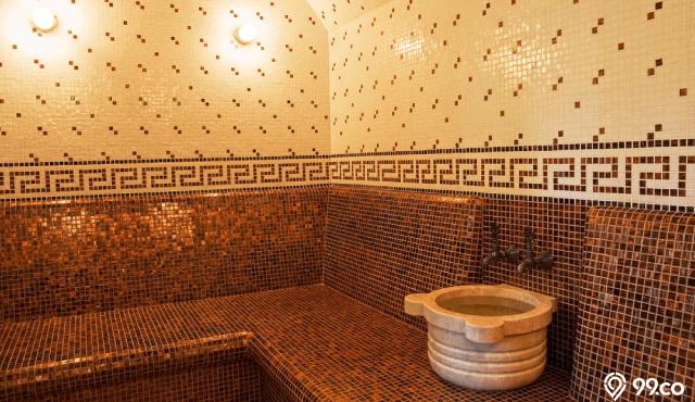 roman keramik lantai