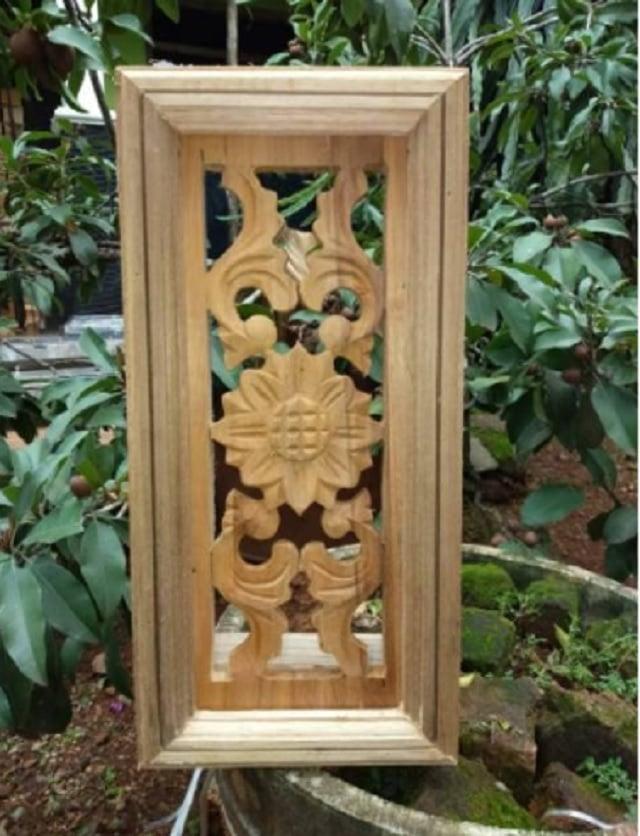 roster kayu jati