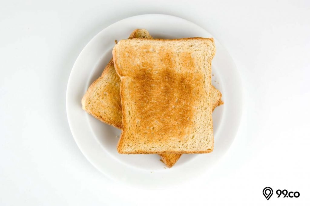 fungsi rice cooker untuk memanggang roti