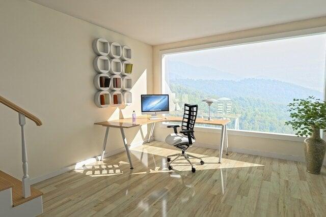 ruang kerja terang cara menghilangkan ngantuk